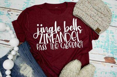 Jingle Bells Zinfandel Pass the Cabernet