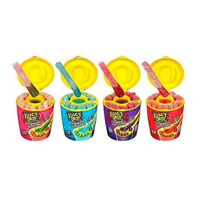 Juicy Drop Gummy Dip N Stix