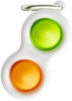 Double Dimple Pop It Fidget Toy