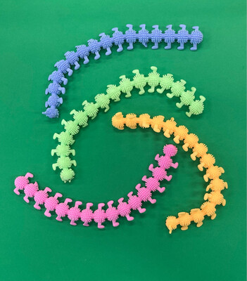Caterpillar Fidget Toy