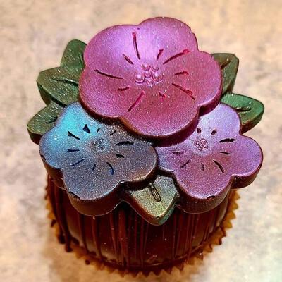 Flower Hot Chocolate Bomb