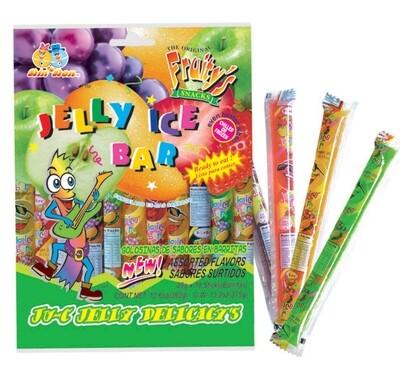 Jelly Ice Bars