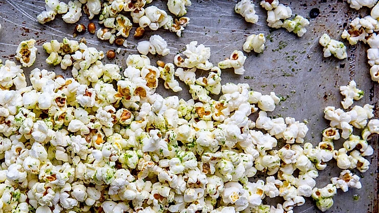 White Truffle Popcorn Add On