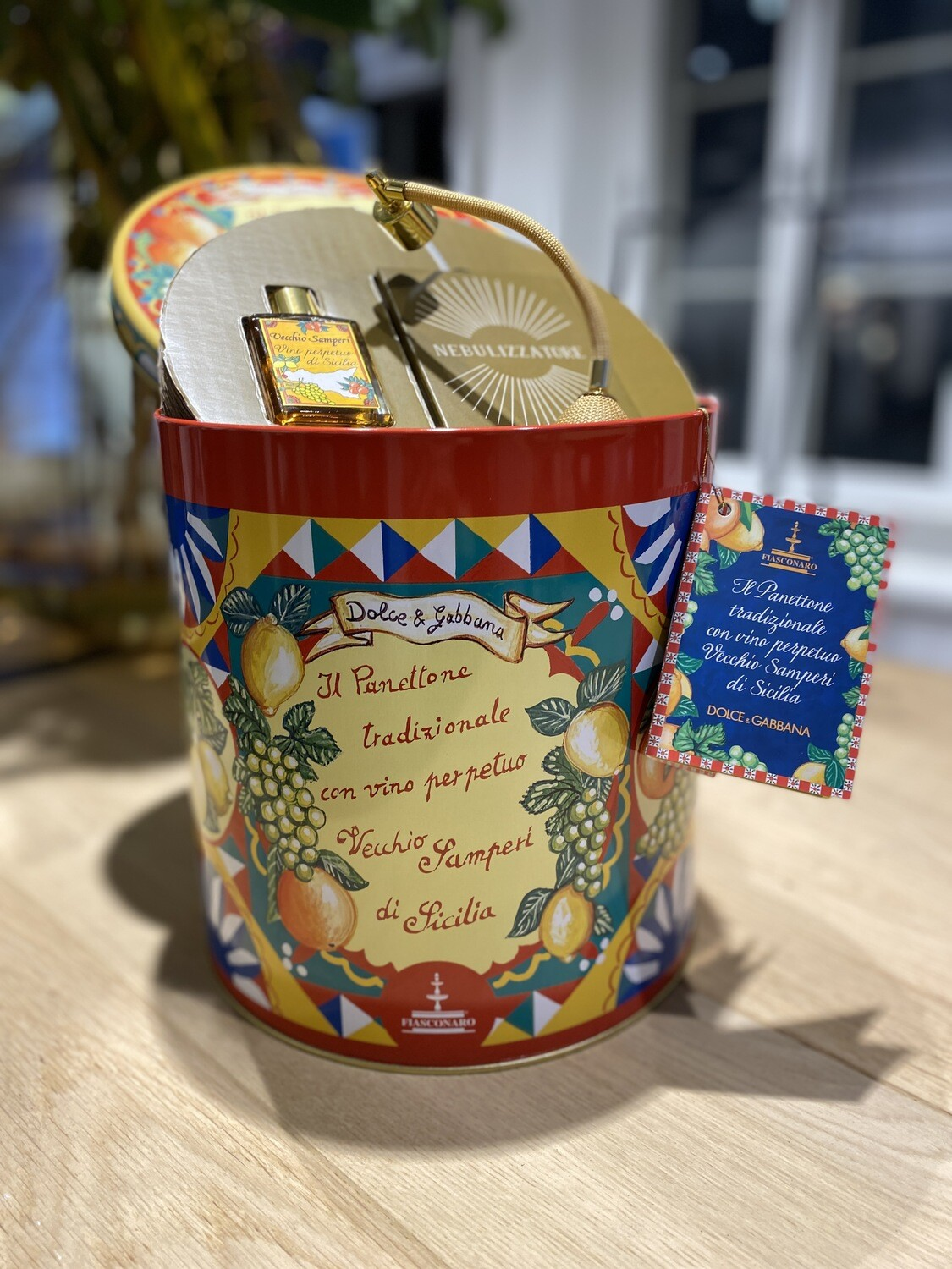 Panettone Perpetuo (1000 gr)