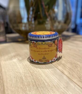 Panettoncini Agrumi e allo Zafferano (100 gr - Blu)
