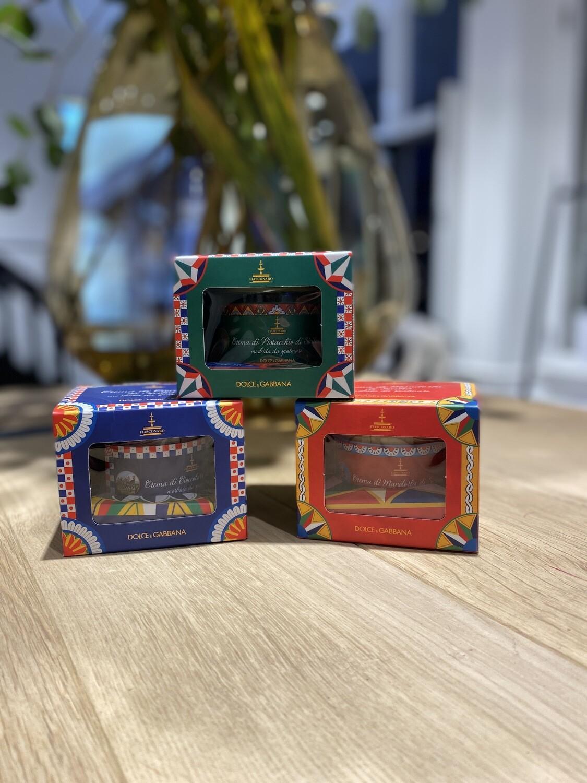Crema di Cioccolato di Sicilia (200 gr - Blu)