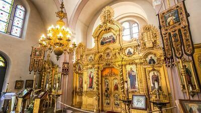 Russisch orthodoxe Kirche (Gruppe)