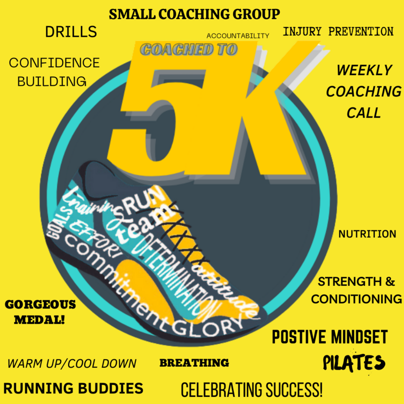 Coached to 5K