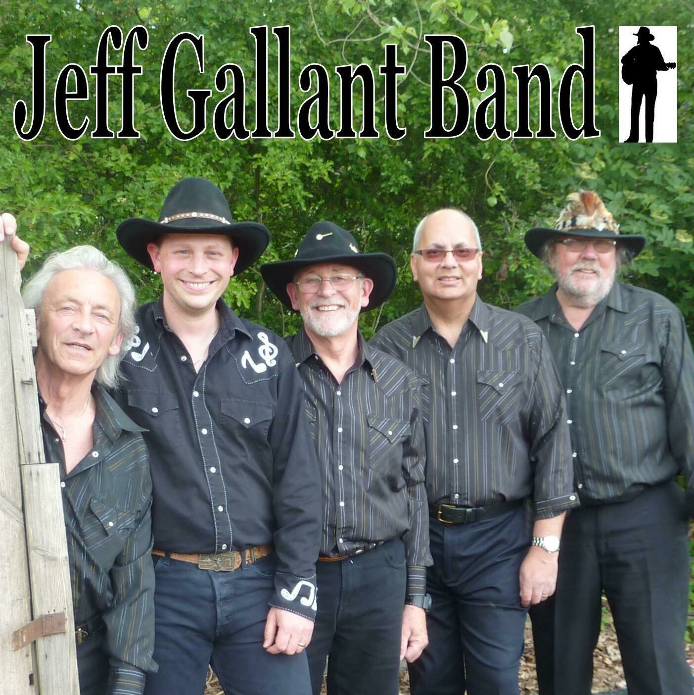 CD - JEFF GALLANT BAND