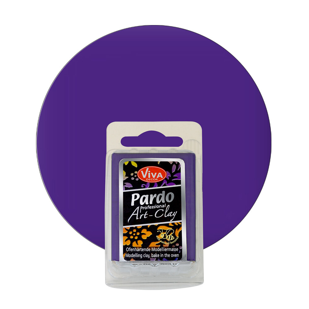 PARDO ART Clay (Violet)