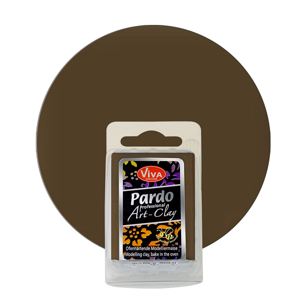 PARDO ART Clay (Brown	)