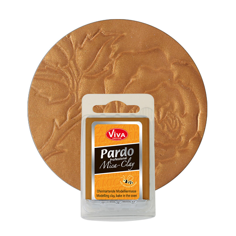 PARDO MICA Clay (Bronze)