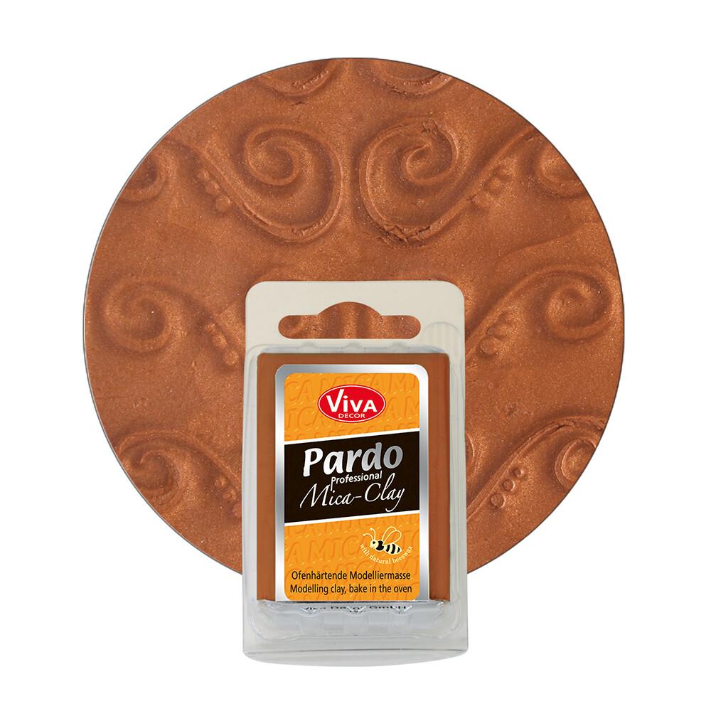 PARDO MICA Clay (Copper)
