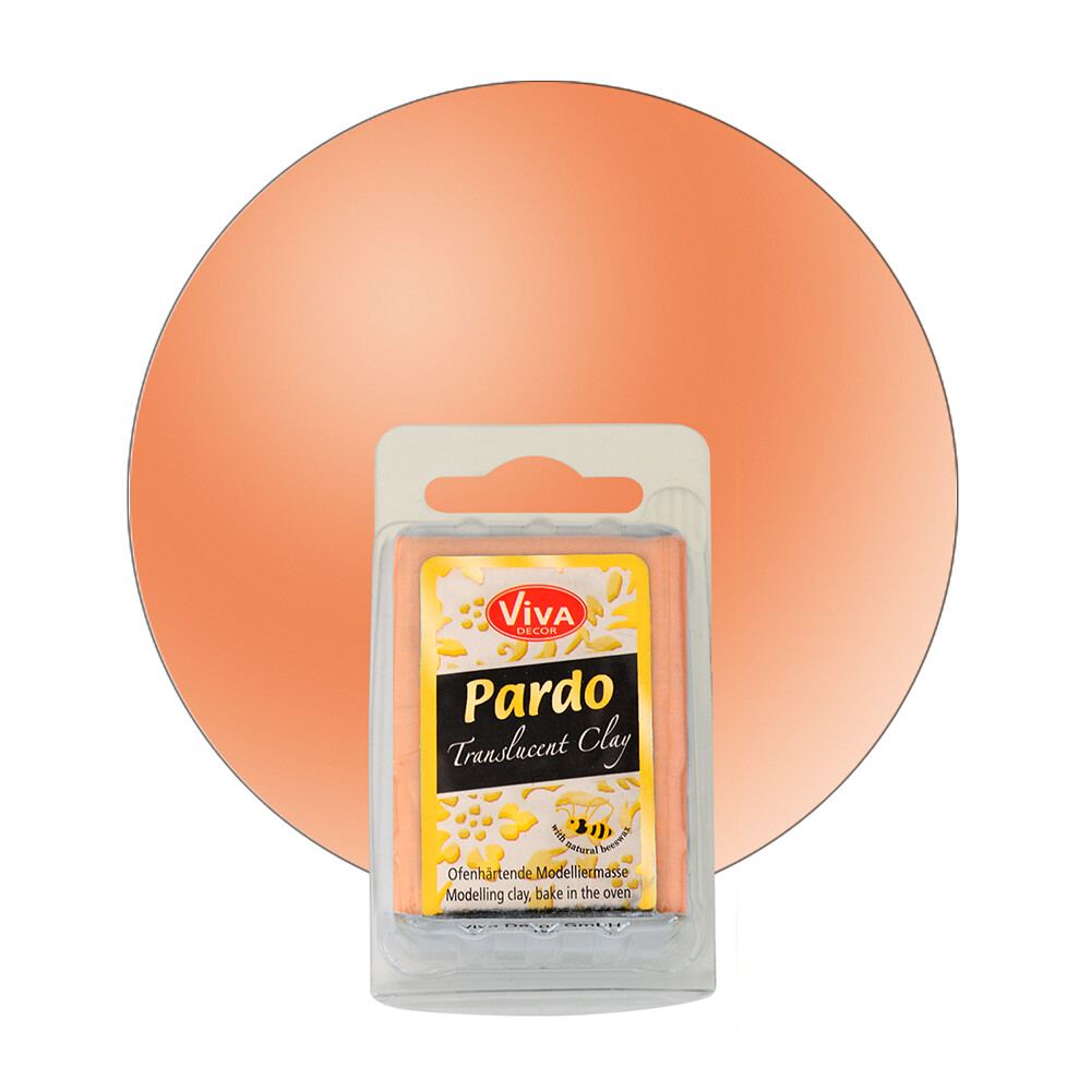 PARDO TRANSLUCENT (Orange)