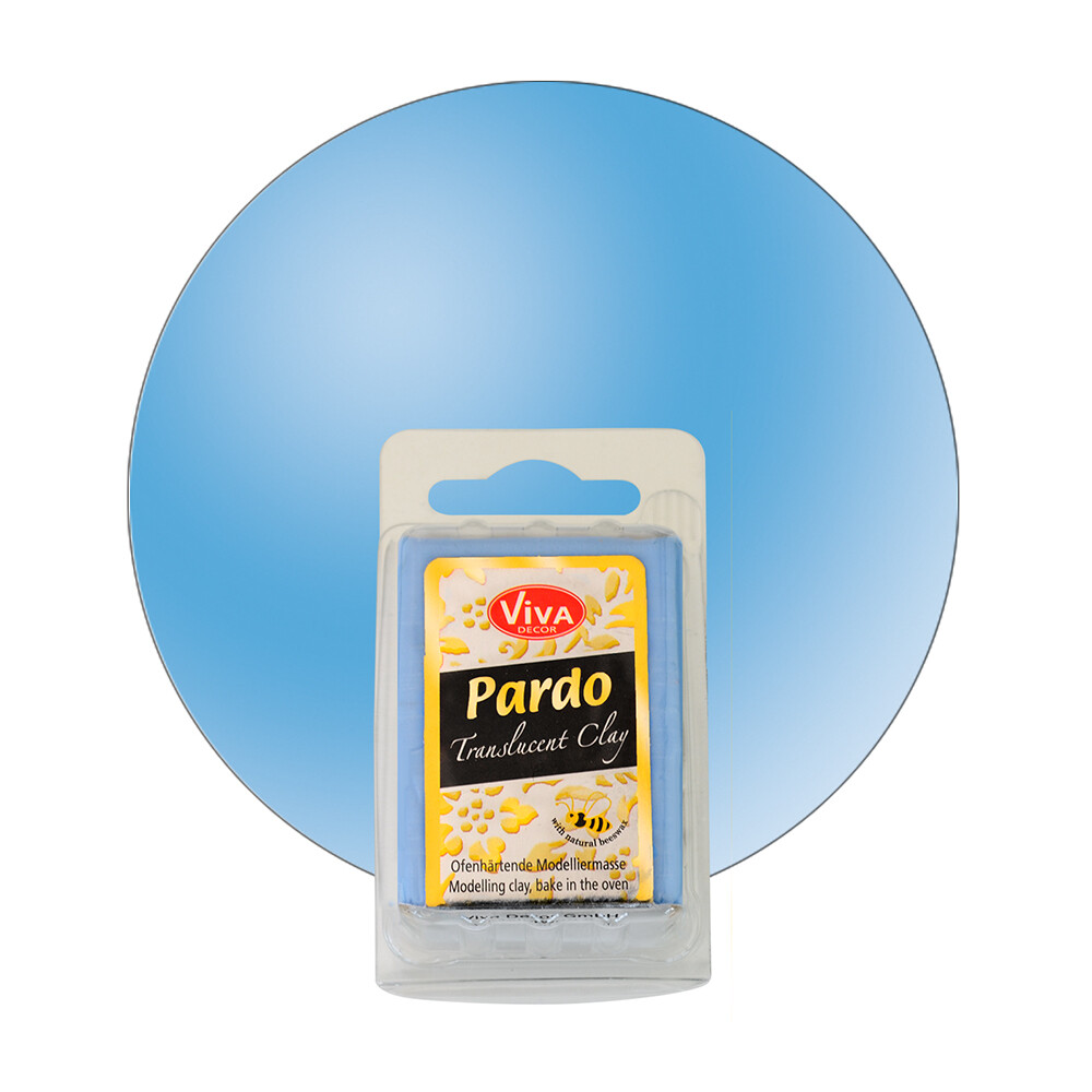 PARDO TRANSLUCENT (Light blue)