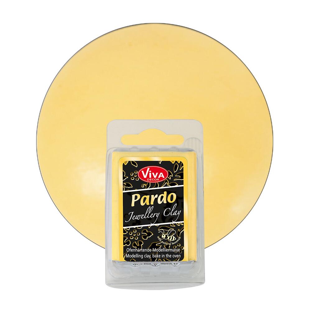 PARDO JEWELLERY Clay (Lemon Calcite)