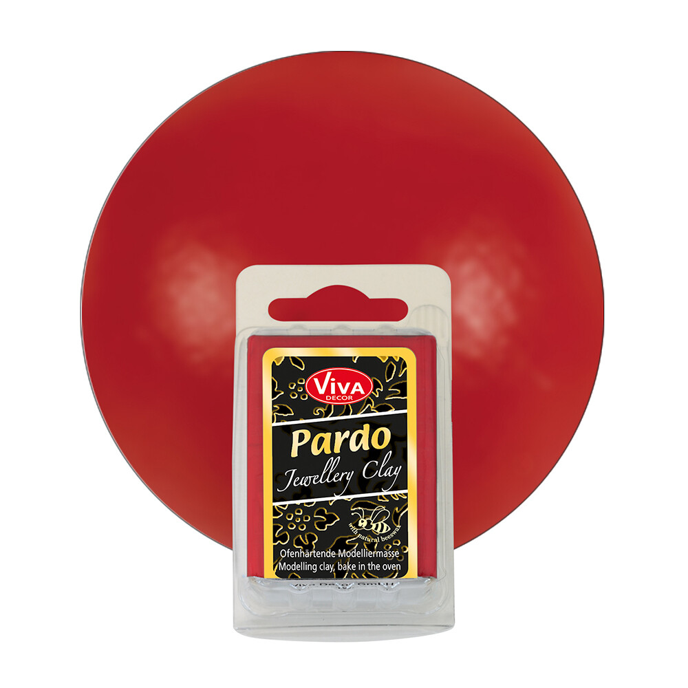 PARDO JEWELLERY Clay (Ruby)