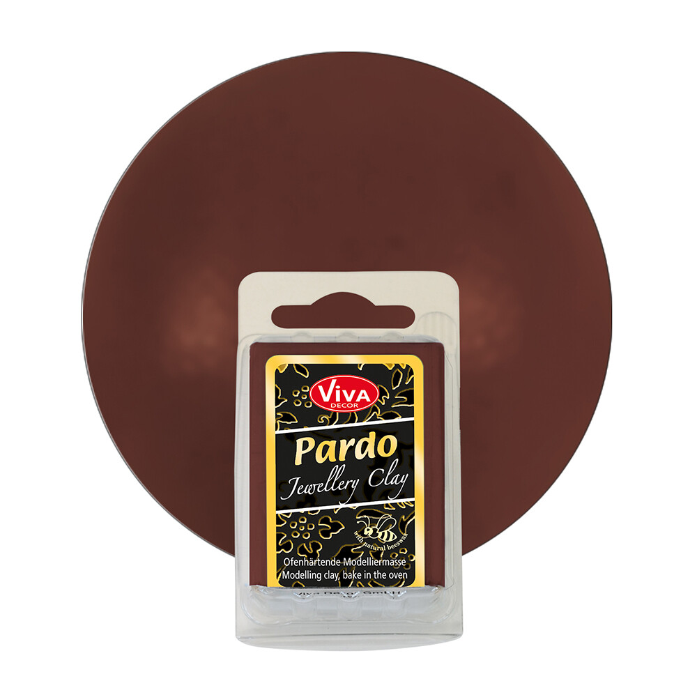 PARDO JEWELLERY Clay (Garnet)