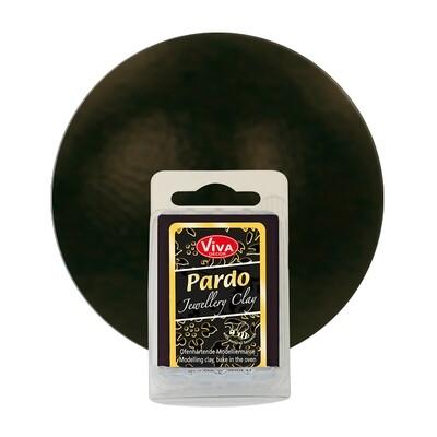 PARDO JEWELLERY Clay (Obsidian)