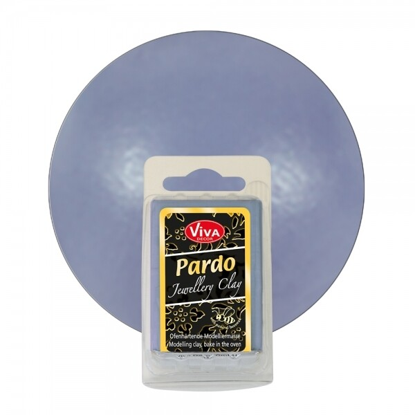 PARDO JEWELLERY Clay (Blue Zircon)