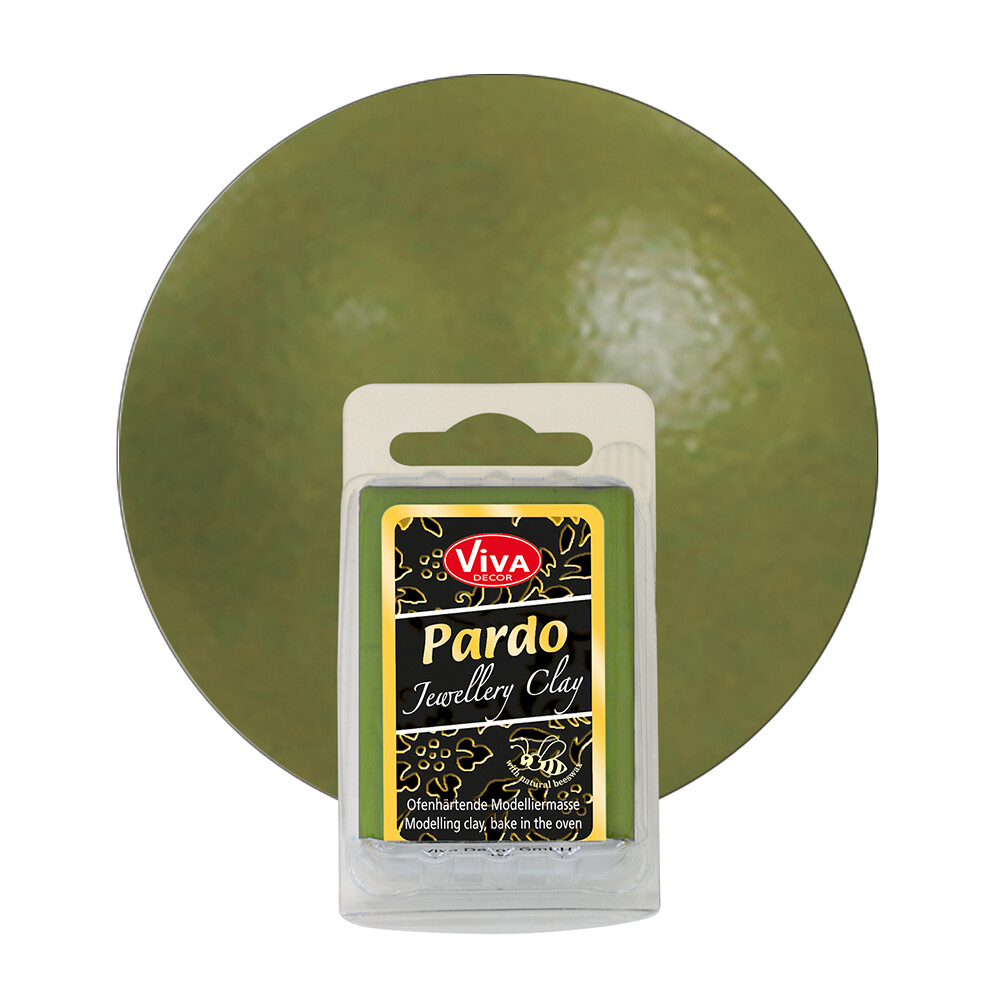 PARDO JEWELLERY Clay (Olivine)