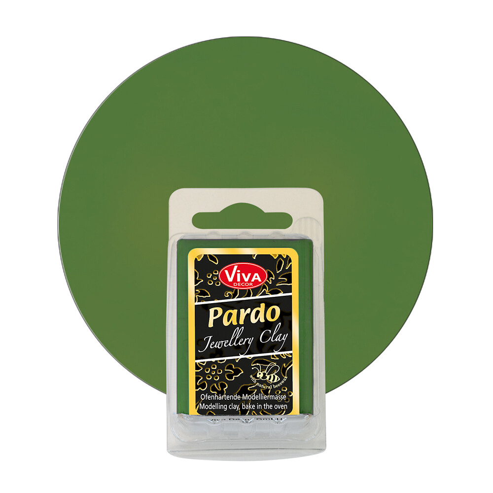 PARDO JEWELLERY Clay (Peridot)
