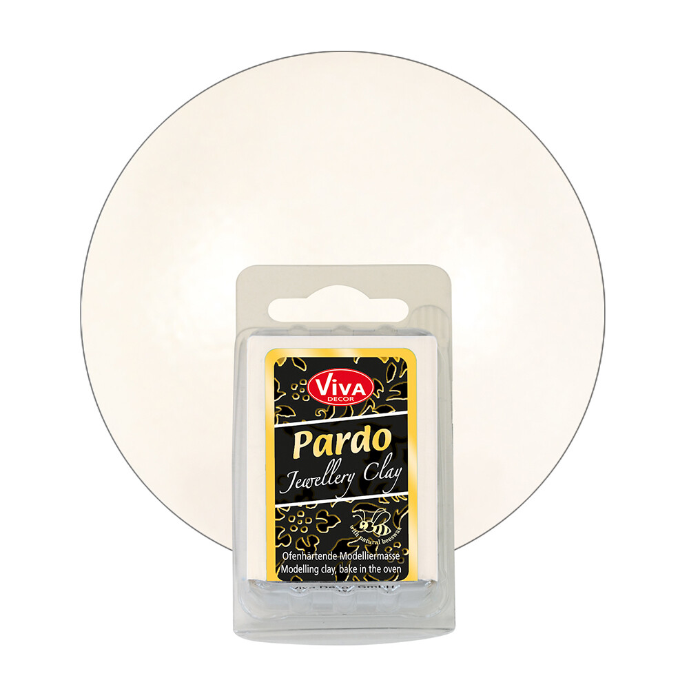 PARDO JEWELLERY Clay (Mother of Pearl)