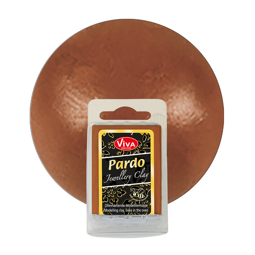 PARDO JEWELLERY Clay (Copper)