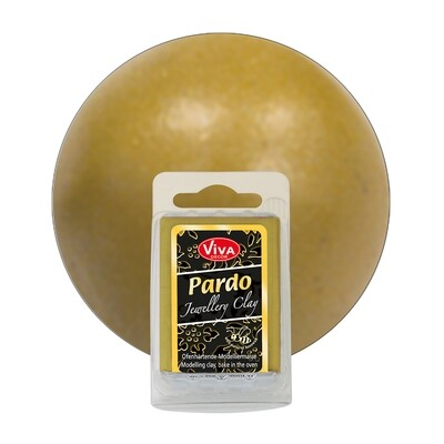 PARDO JEWELLERY Clay (Old Gold)