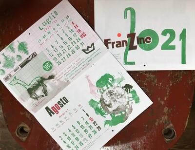 Calendario FranZine 2021