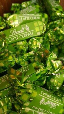Lindt - Bastoncino-Latte e Cereali