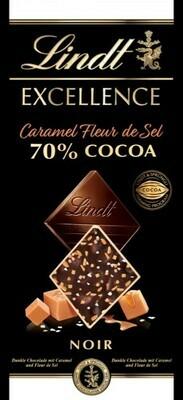 Lindt - Excellence - Caramel Fleur de Sel - 100g