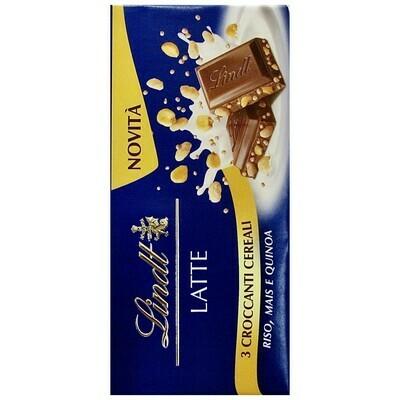 Lindt - Tavoletta Latte e Cereali - 100g
