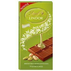 Lindt - Tavoletta Lindor - Pistacchio - 100g
