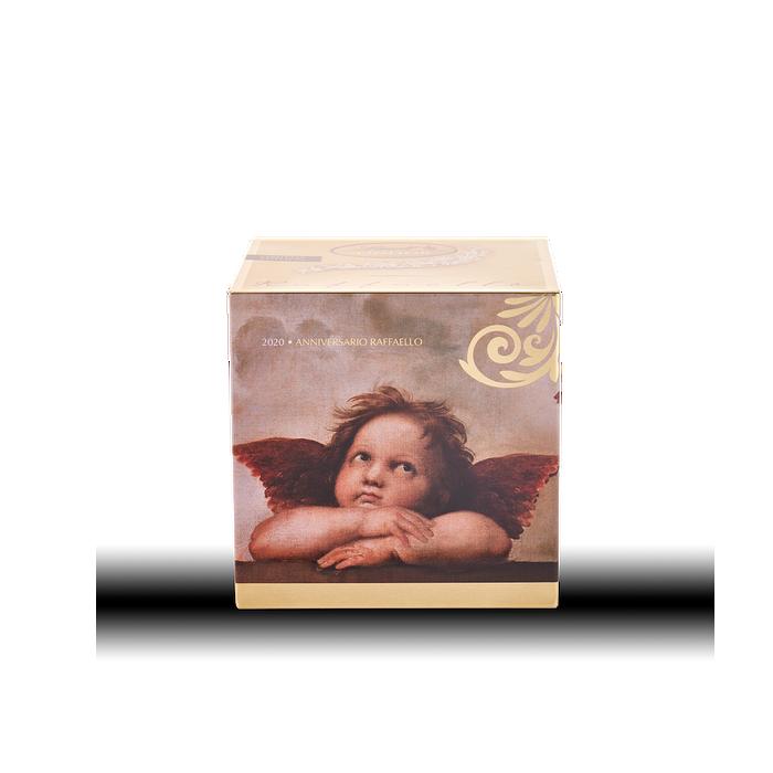 Lindt - Cubo Medio Lindor Raffaello - 175g