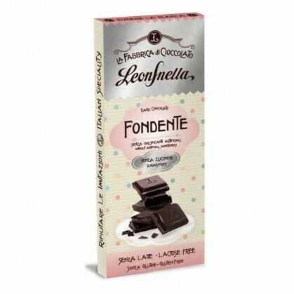 Tavoletta Cioccolato Leonsnella Fondente - 75g