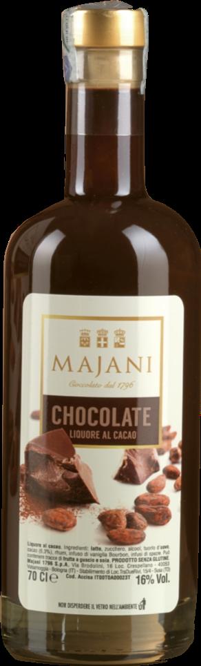 MAJANI - LIQUORE AL CIOCCOLATO - 70CL