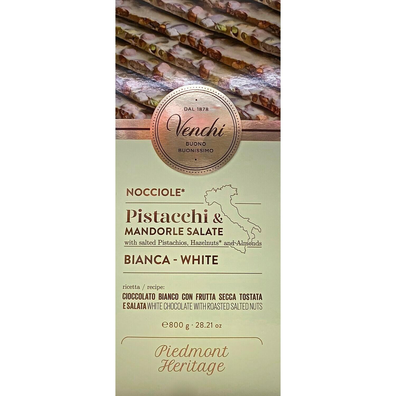 Venchi - Pistacchio e Mandorle salate - 800g