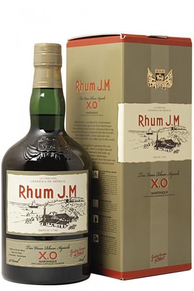 RHUM  J.M. TRES VIEUX AGRICOLE X.0.  70cl (ASTUCCIATO)