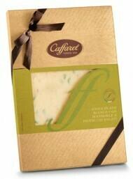 Caffarel - Cioccolato Bianco Mandorle e Pistacchi- 750g