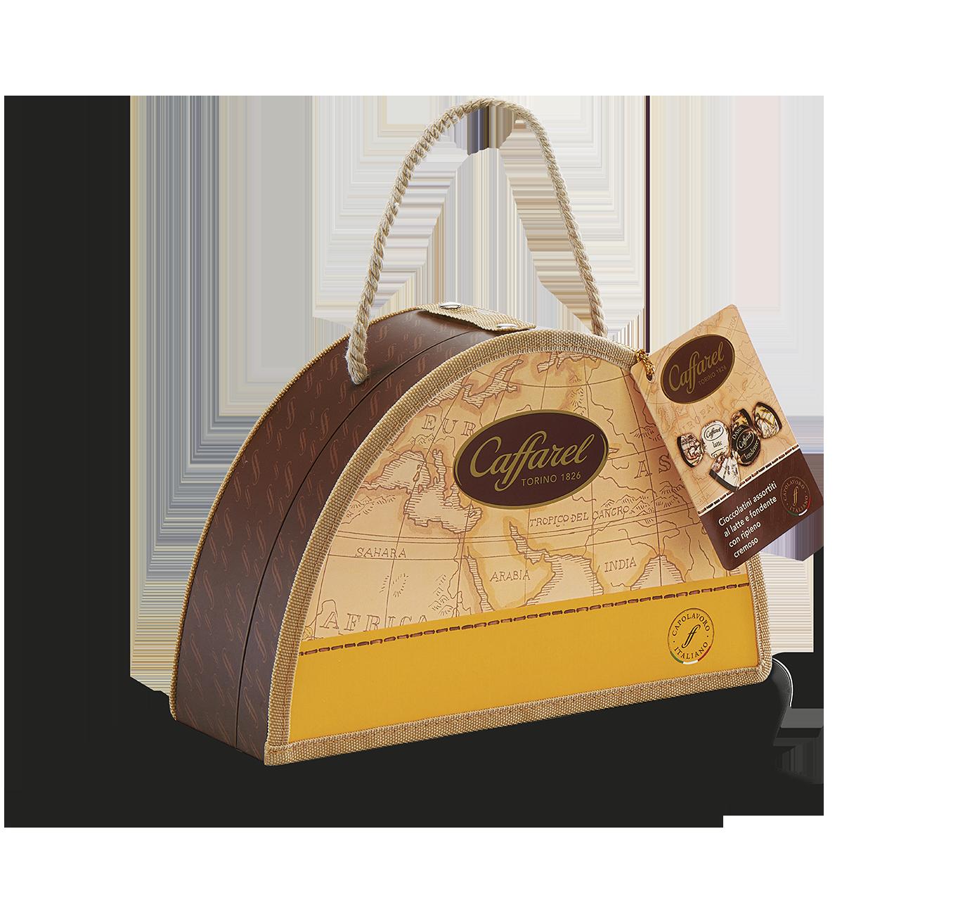 Caffarel - Le Origini del Cacao - Praline Confezione Regalo - 250g