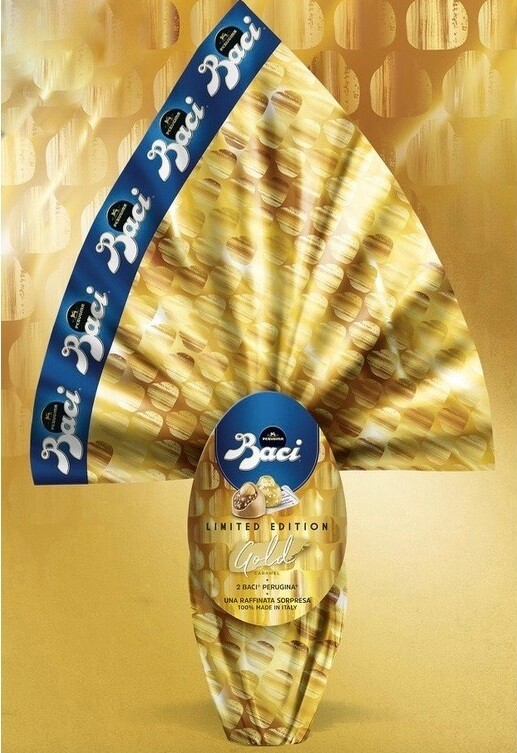 Perugina - Limited edition Gold Caramel