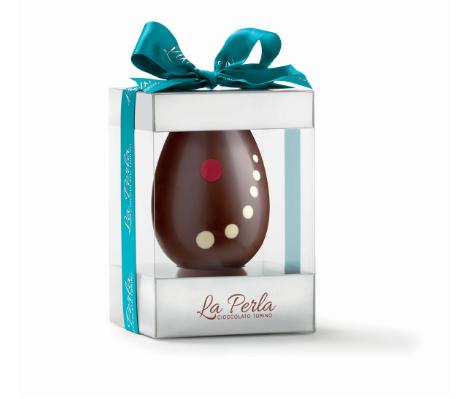 La Perla - 80% con Fave di Cacao 200g