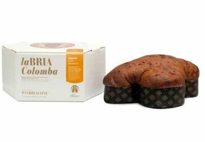 Bria Colomba Zagara - arancio e fiori di arancio - 950 gr
