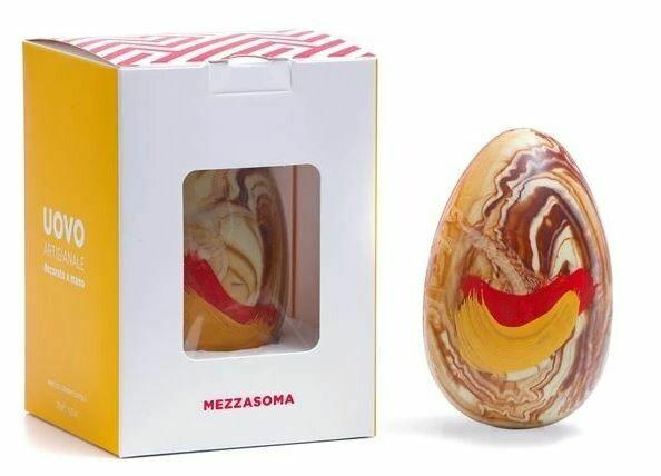 Pasticceria Bonci - Mezzasoma - Uovo di pasqua - 340 gr