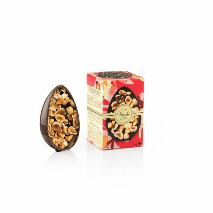 Venchi - Uovo Nocciolato Fondente - 65g
