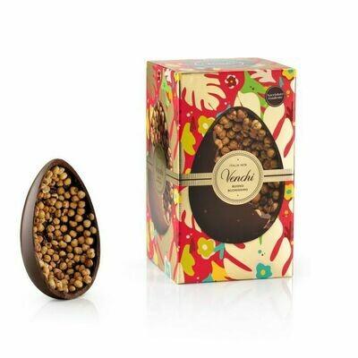 Venchi - Uovo di cioccolato fondente Gran Nocciolato Piemonte - 1kg