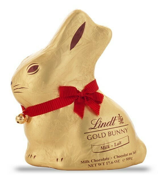 Lindt - Gold Bunny - 500g