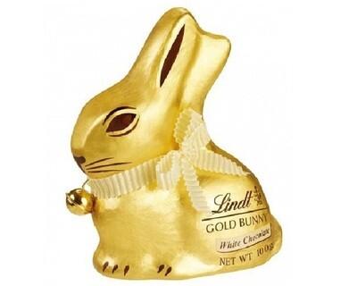 Lindt - Gold Bunny  Bianco - 100 g