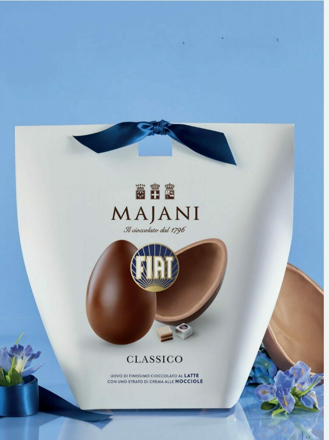 Majani - Uovo crema al Latte Fiat - 400g
